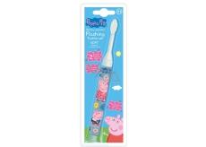 Peppa Pig - Prasátko Pepa blikající kartáček na zuby s časovačem pro děti