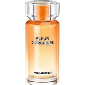 Karl Lagerfeld Fleur d Orchidee parfémovaná voda pro ženy 100 ml Tester