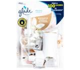 Glade Electric Scented Oil Romantic Vanilla Blossom elektrický osvěžovač vzduchu strojek stekutounáplní 20 ml