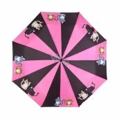 Albi Original Deštník skládací Kočka 25 cm x 6 cm x 5 cm