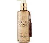 Grace Cole Oud Accord & Velvet Musk - Oudové dřevo a sametové pižmo čisticí tekuté mýdlo na ruce 300 ml