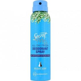 Secret Delicate deodorant sprej pro ženy 150 ml