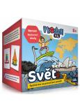 Albi V kostce! Plus Svět patnáctiminutová hra na procvičení paměti a vědomostí doporučený věk 8+
