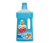 Mr. Proper Clean & Shine Ocean Univerzální čistič včetně lakovaného dřeva a laminátu 1 l