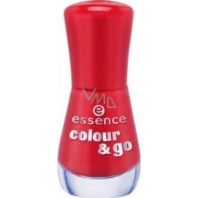 Essence Colour & Go lak na nehty 114 Fame Fatal 8 ml