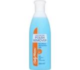 Sally Hansen Acetone Free Polish Remover bezacetonový odlakovač na nehty 200 ml