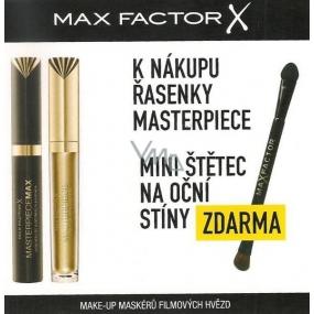 DÁREK Max Factor mini štětec na oční stíny 1 kus
