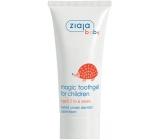 Ziaja Baby Magic Toothgel s fluorem od 2 do 6 let zubní pasta pro děti 50 ml