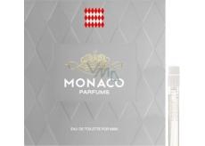 Monaco Monaco Homme toaletní voda 1,5 ml s rozprašovačem, Vialka