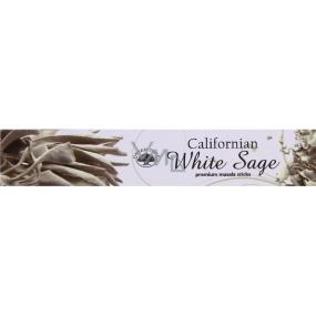 Vonné tyčinky Bílá šalvěj 15 g