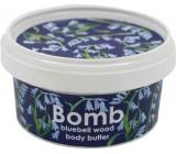 Bomb Cosmetics Lesní zvonky - Bluebell Wood Přírodní tělové máslo ručně vyrobeno 200 ml