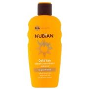 Nubian Gold Tan Balzám zvýrazňující opálení po opalování 200 ml