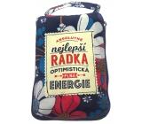 Albi Skládací taška na zip do kabelky se jménem Radka 42 x 41 x 11 cm