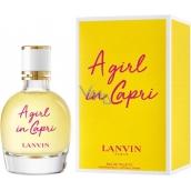 Lanvin A Girl in Capri toaletní voda pro ženy 30 ml