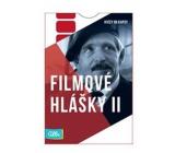 Albi Kvízy do kapsy Filmově hlášky II 50 karet, věk: 12+