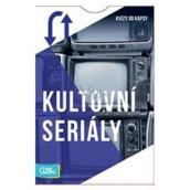 Albi Kvízy do kapsy Kultovní seriály 50 karet, věk: 12+