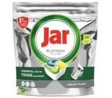 Jar Platinum All in One Lemon kapsle do myčky nádobí 34 kusů