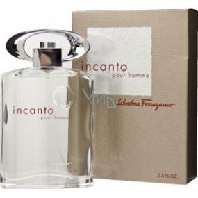 Salvatore Ferragamo Incanto Homme voda po holení 100 ml