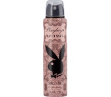 Playboy Play It Sexy deodorant sprej pro ženy 150 ml