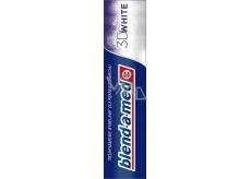 Blend-a-med 3D White zubní pasta 75 ml