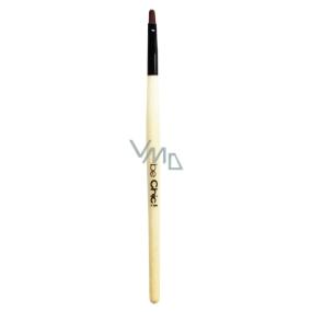 Be Chic! Professional White B 17 kosmetický štětec na oční linky, syntetický vlas 14,6 cm