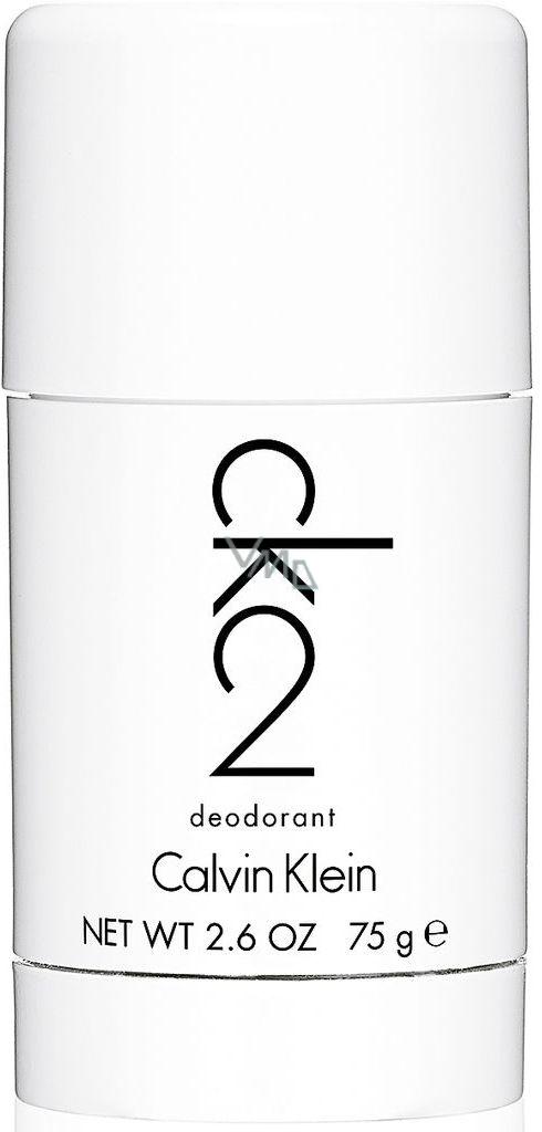 6aa377a198 Calvin Klein CK2 deodorant stick unisex 75 g - VMD parfumerie - drogerie