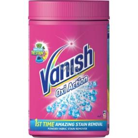 Vanish Oxi Action Pink odstraňovač skvrn 665 g