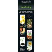 If Mini Mark Záložky Gardening 6 kusů