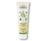 Green Pharmacy Olivový olej a Goji výživa a regenerace krém na ruce a nehty 100 ml