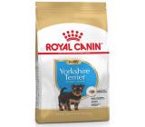 Royal Canin Puppy Yorkshire dog kompletní krmivo speciálně pro štěňata plemene jorkšírský teriér - do 10 měsíců.1,5 kg