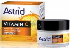 Astrid Vitamin C proti vráskám denní krém 50 ml