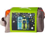 Fa Men Energy Boost sprchový gel 250 ml + deodorant sprej 150 ml + Syoss Men Clean & Cool šampon na vlasy 440 ml + kosmetická taška, kosmetická sada