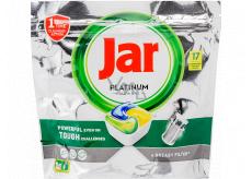 Jar Platinum All in One Lemon kapsle do myčky nádobí 17 kusů