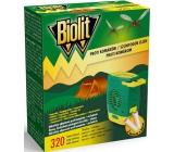 Biolit Proti komárům elektrický odpařovač 1 kus + baterie 2 kusy