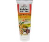 Bione Cosmetics Bio Arganový olej & Karité & Koenzym Q10 balzám ruce 205 ml