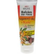 Bione Cosmetics Arganový olej & Karité & Koenzym Q10 balzám ruce 205 ml