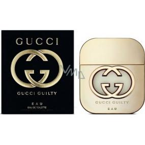 Gucci Guilty Eau Pour Femme toaletní voda 75 ml