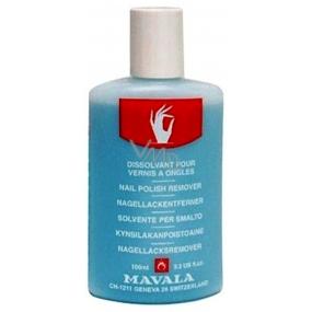 Mavala Nail Polish Remover Blue odlakovač na nehty 100 ml