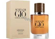 Giorgio Armani Acqua di Gio Absolu parfémovaná voda pro muže 40 ml