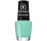 Dermacol Nail Polish Mini Summer Collection lak na nehty 08 Secret Lagoon 5 ml