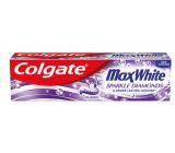 Colgate Max White Sparkle Diamonds bělící zubní pasta s fluorem 75 ml