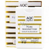 AQC Fragrances Pure Magnetism Gold Elegance toaletní voda pro ženy 20 ml