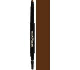 Dermacol Eyebrow Perfector Automatic tužka na obočí s kartáčkem 02 3 g
