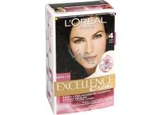 Loreal Paris Excellence Creme barva na vlasy 4 hnědá