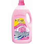 Woolite Extra Delicate Protection tekutý prací prostředek na praní jemného a vlněného prádla 75 dávek 4,5 l