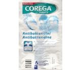 Corega Tabs Antibakteriální 3min čisticí tablety na zubní náhrady 6 kusů