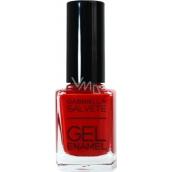 Gabriella Salvete Gel Enamel lak na nehty 05 Dark Rouge 11 ml