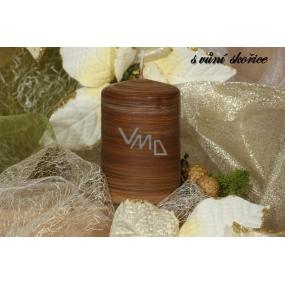 Lima Wellness Skořice aroma svíčka válec 60 x 120 mm