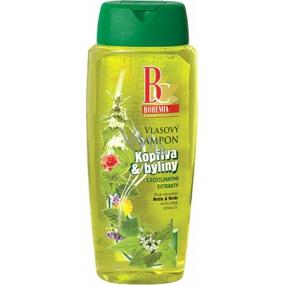 Bohemia Gifts & Cosmetics Kopřiva a byliny šampon na vlasy 300 ml