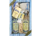 Bohemia Herbs Mrtvé moře Premium s extraktem mořských řas a solí sprchový gel 200 ml + šampon na vlasy 200 ml + koupelová sůl 150 g + toaletní mýdlo 30 g, kosmetická sada